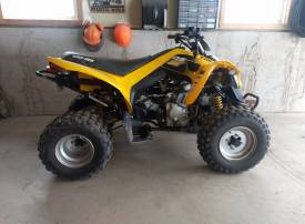 2019 Can Am DS250