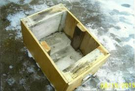 Pet Burial Box