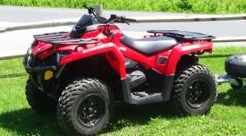2018 Can Am Outlander 450 EFI