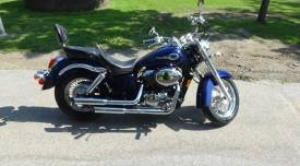 2002 Honda Shadow VT750C