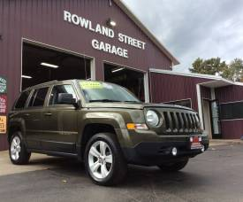 2015 Jeep Patriot Latitude