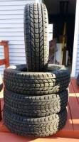 Firestone Winterforce LT Tires