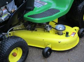 John Deere Lawn Tractor D155 For Sale In Valley Falls New York Want Ad Digest