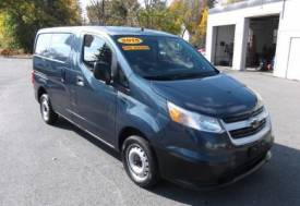 2015 Chevrolet City Express Van