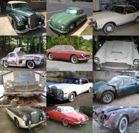 1970 Classic Cars Wanted