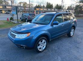 2010 Subaru Forester Limited