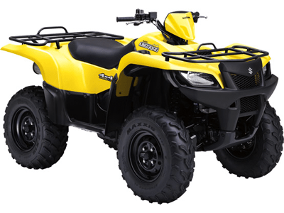 Suzuki ATVs for sale
